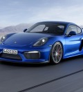Porsche Cayman GT4 (Not the Clubsport)