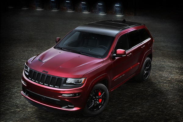 The Jeep Grand Cherokee Getting the Hellcat Treatment in 2017 – Insider Car News