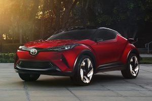 Scion C-HR Conept
