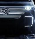 Volkswagen Electric Microbus Concept