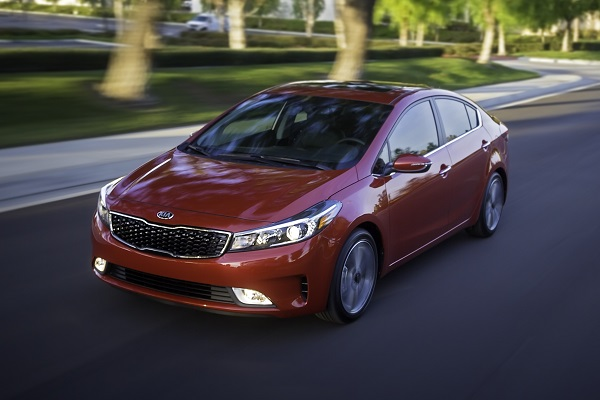 The Kia Forte Gets a Refresh for 2017 – Insider Car News