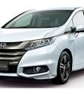 2016 Honda Odyssey Hybrid J-Spec