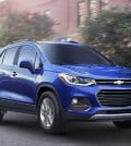 Chevrolet refreshed 2017 Trax