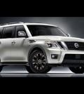 Leaked 2017 Nissan Armada Image