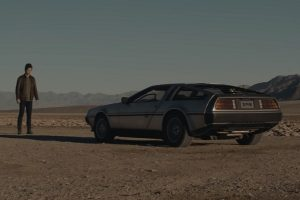 DeLorean Motor Company DMC-12