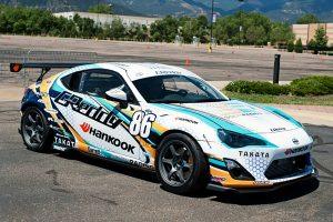 GReddy Racing Scion FR-S