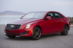 2016 Cadillac ATS w/ Black Chrome PAckage