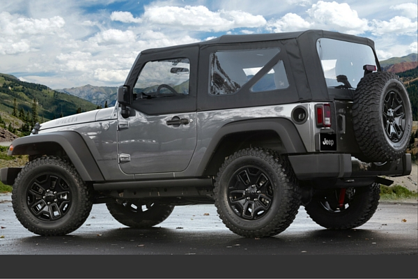 Jeep Wrangler to be built alongside current model