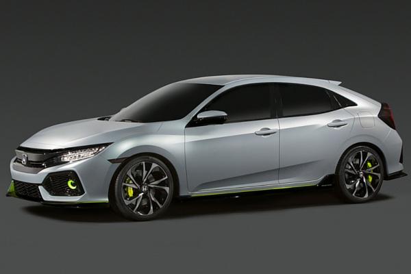 Honda Shows Off Civic Hatchback Prototype – Insider Car News