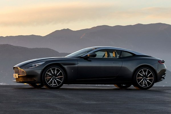 Aston Martin Db11 Officially Revealed Insider Car News