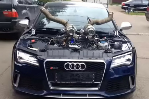 russian audi turbo build is hideously magical insider. Black Bedroom Furniture Sets. Home Design Ideas