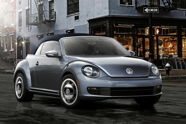 volkswagen creates denim beetle convertible insider car news. Black Bedroom Furniture Sets. Home Design Ideas