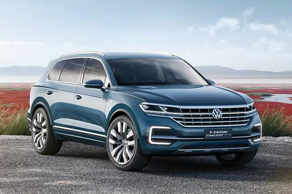 Volkswagen T-Prime Concept