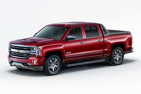 Chevy Goes from SEMA to Showroom with the Silverado's High Desert Package – Insider Car News