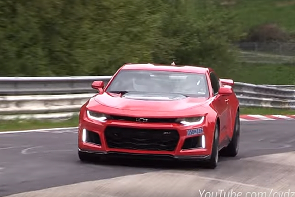 behold the mighty 2017 camaro zl1 on the ring insider car news. Black Bedroom Furniture Sets. Home Design Ideas