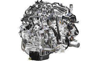 Second-generation 3.5-liter EcoBoost engine