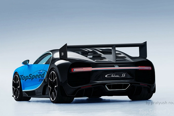 rendered bugatti chiron super sport insider car news. Black Bedroom Furniture Sets. Home Design Ideas