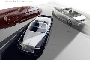 Rolls-Royce Phantom Zenith Edition