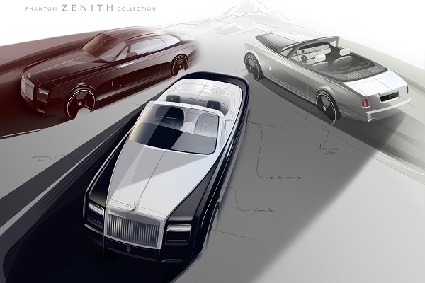 Rolls-Royce Phantom Zenith Edition