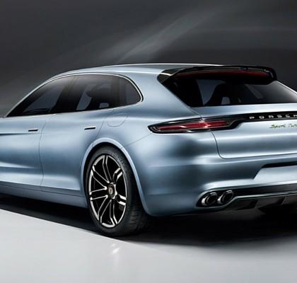 Porsche Sport Turismo Concept