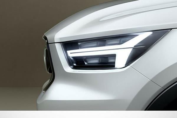 Volvo concept tease