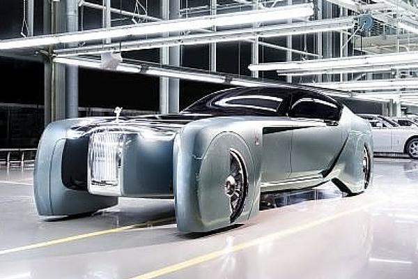 Rolls-Royce 130EX concept car
