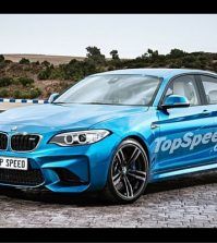 TopSpeed 2018 BMW M2 Gran Coupe rendering