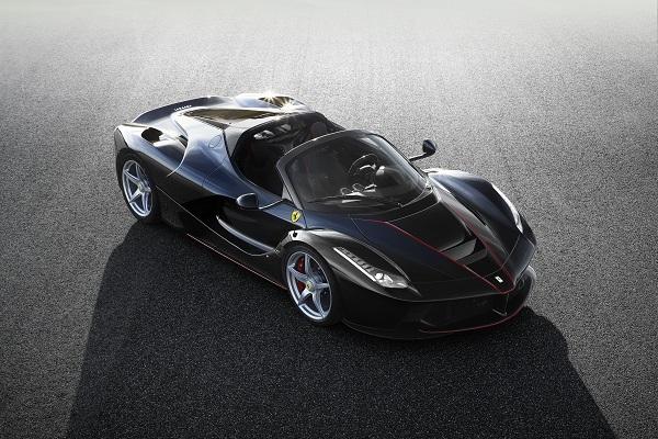 2017 Ferrari LaFerrari Convertible