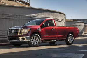 The 2017 TITAN Single Cab