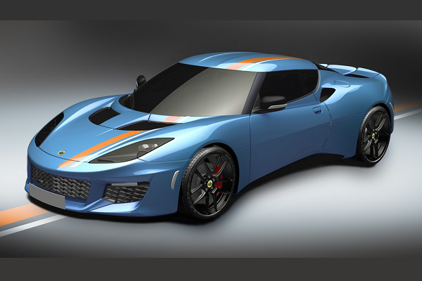 Lotus Evora 400 Limited Edition