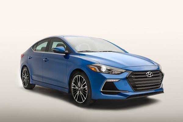Hyundai Reveals the 2017 Elantra Sport for the U.S.