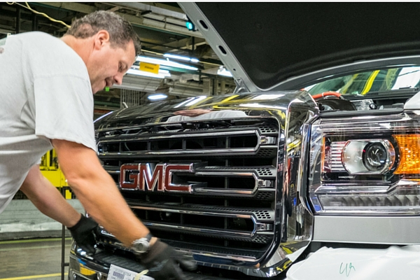 GM Flint Assembly plant