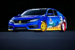 "Honda ""Sonic Civic"""