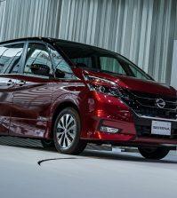 Nissan Serena with ProPilot