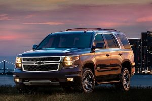 2017 Chevrolet Tahoe Z71 Midnight Package