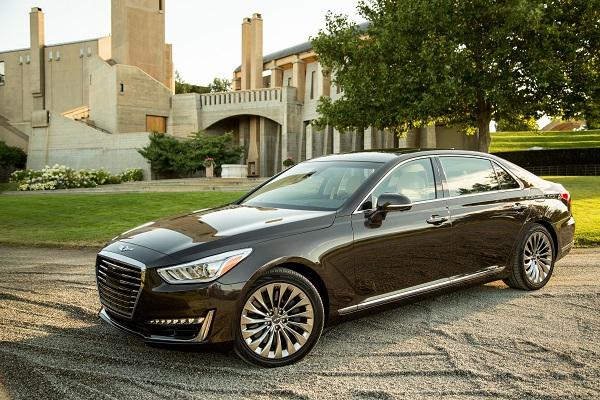 the 2017 genesis g90 starts from 68 100 insider car news. Black Bedroom Furniture Sets. Home Design Ideas
