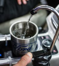 Ford water system