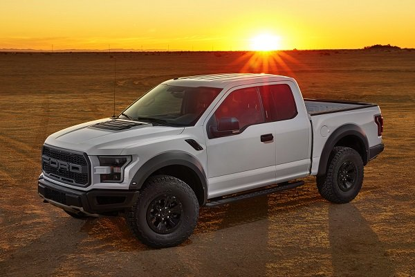 Ford F-150 Raptor will get 450 hp, 510 lb-ft torque