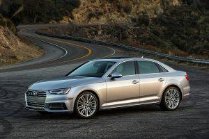 2017 Audi A4 Quattro Manual