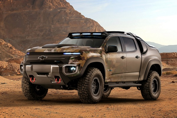chevrolet colorado zh2 fuel cell electric vehicle credit chevrolet. Cars Review. Best American Auto & Cars Review