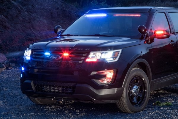 Ford Police Suvs Got Harder To Spot Insider Car News