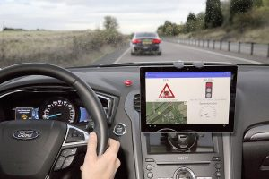 Ford testing green-light timing technology