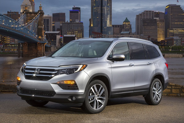 Honda Pilot: Upgrade Not Perfect
