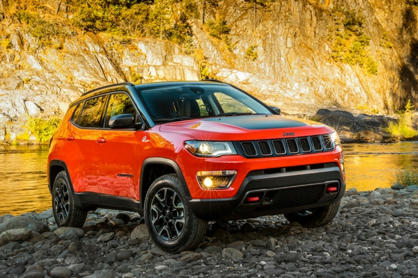 New Jeep Compass Looks To Be Mean – Insider Car News