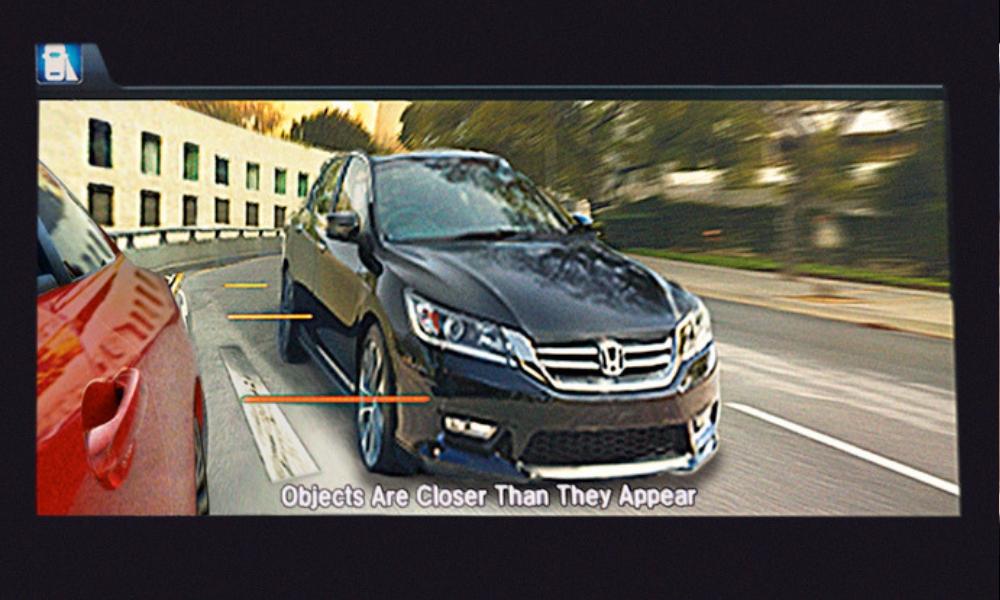 Honda Will Finally Ditch Lanewatch
