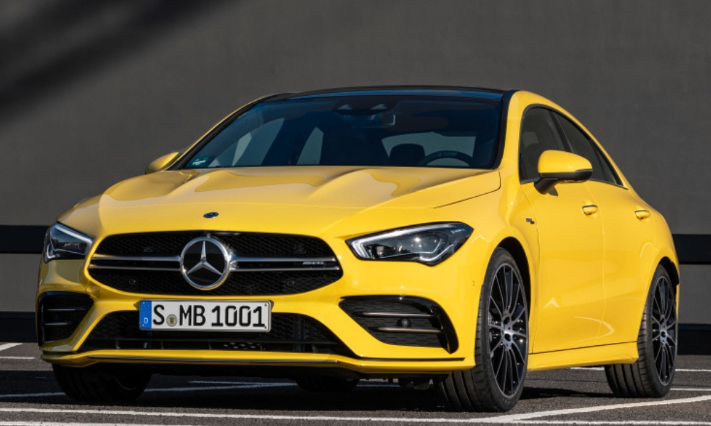 Mercedes Amg Wows With Cla 35 Insider Car News