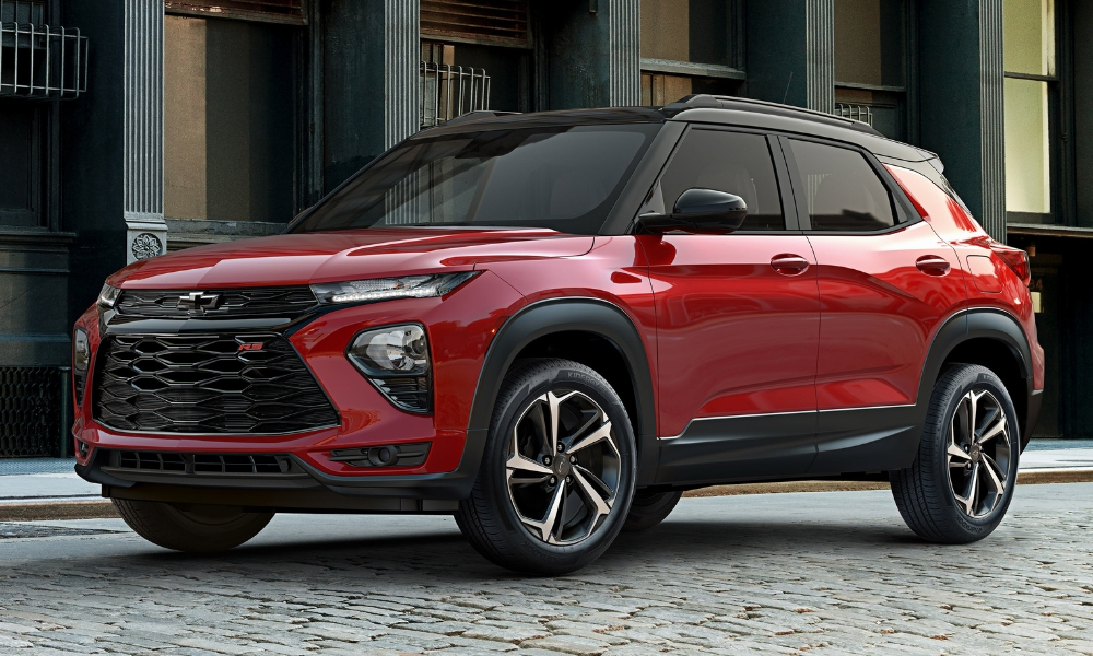Chevy Announces New Trailblazer – Insider Car News