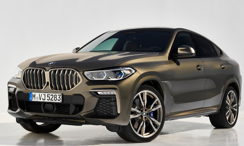 BMW Revises the X6 for 2020 – Insider Car News