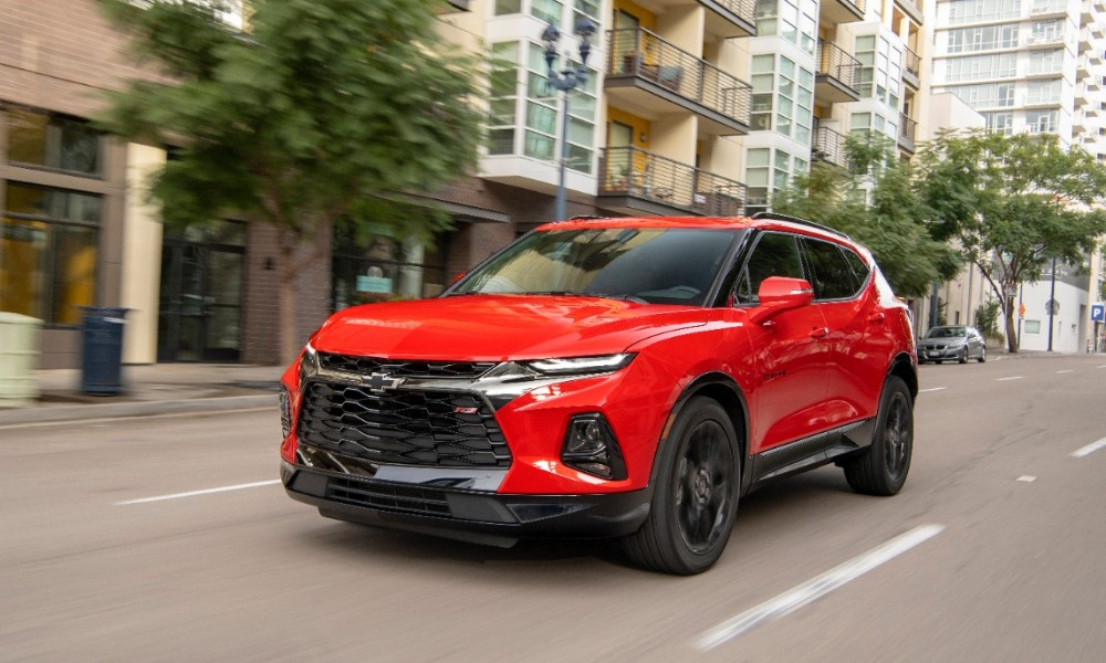 Chevy Blazer Getting No Love – Insider Car News