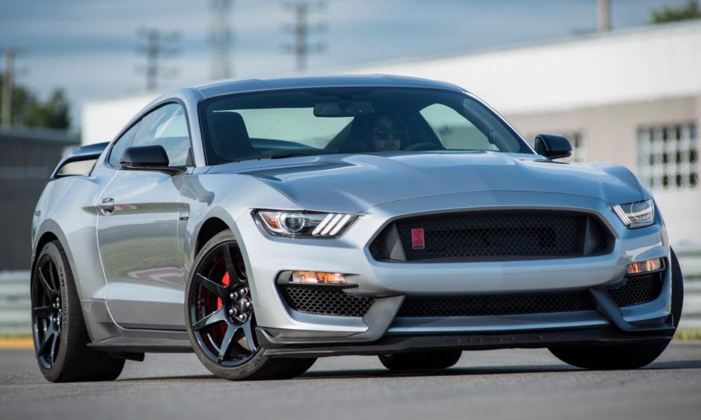 ford borrows  gt   shelby gtr insider car news